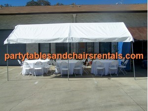 Commercial White Party Tents for Sale 10x20 Los Angeles CA