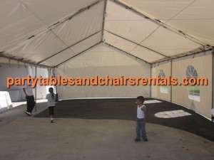 Commercial White Party Tents for Sale 20x30 Los Angeles CA